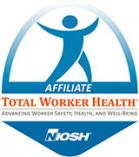 Total Worker Health affiliate badge