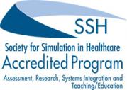 Society for Simulation in Healthcare SSH accreditation logo