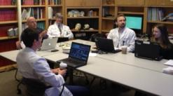 Otolaryngology Physician Assistant program didactic session
